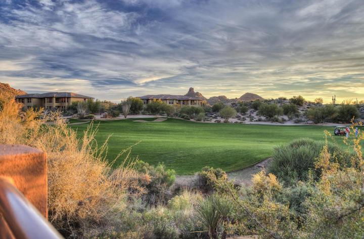 Golf Villas Golf Course