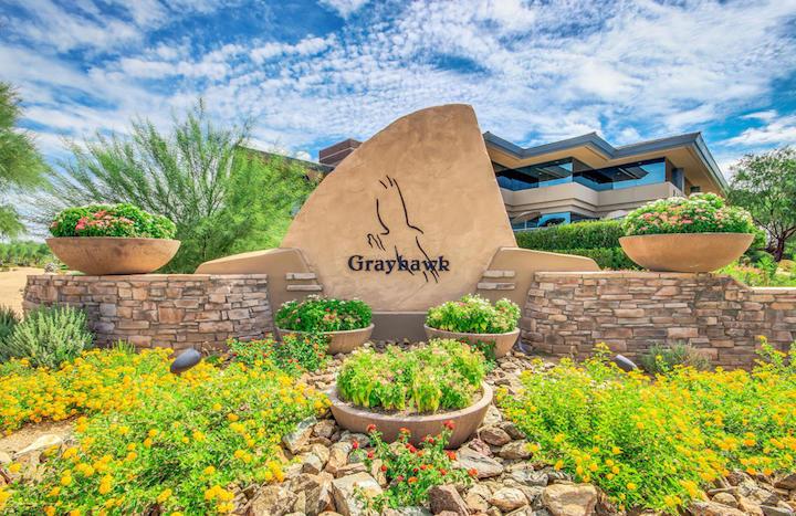 Grayhawk Sign
