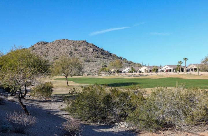 Johnson Ranch Golf