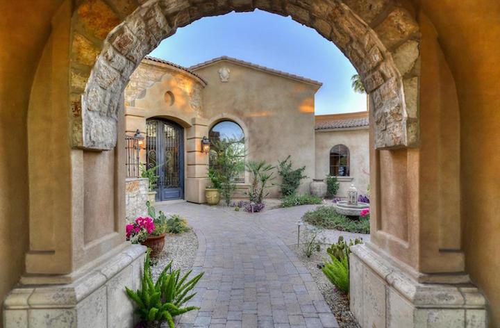 Luxury Entry