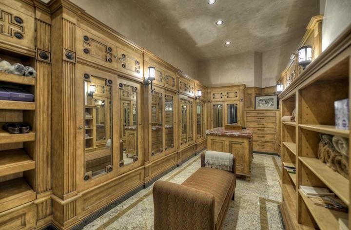 Luxury Master Closet