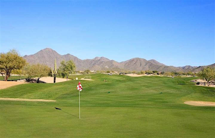 McDowell Mt Ranch Golf