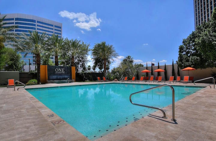 One Lexington Pool