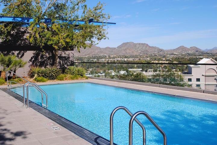 Optima Biltmore Pool