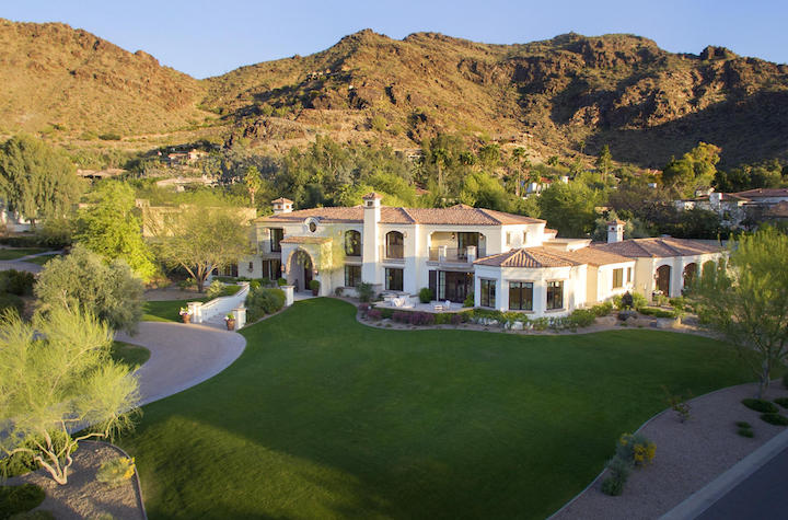Paradise Canyon Foothills