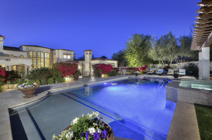 Paradise Canyon Foothills Pool