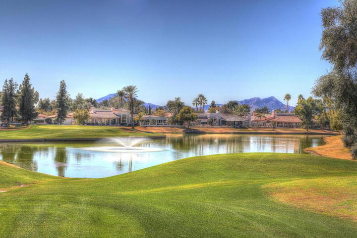 Scottsdale CC East 9 Golf