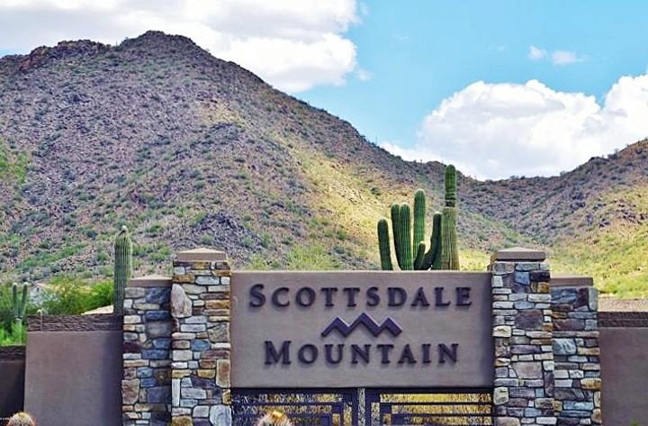Scottsdale Mt. Sign