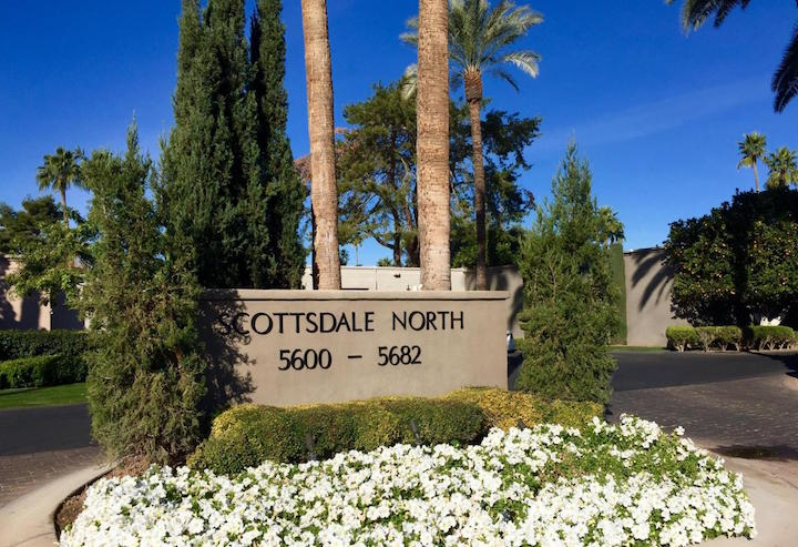 scottsdale north sign