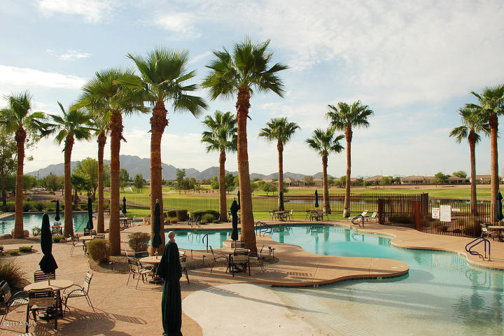 Solara pool and golf
