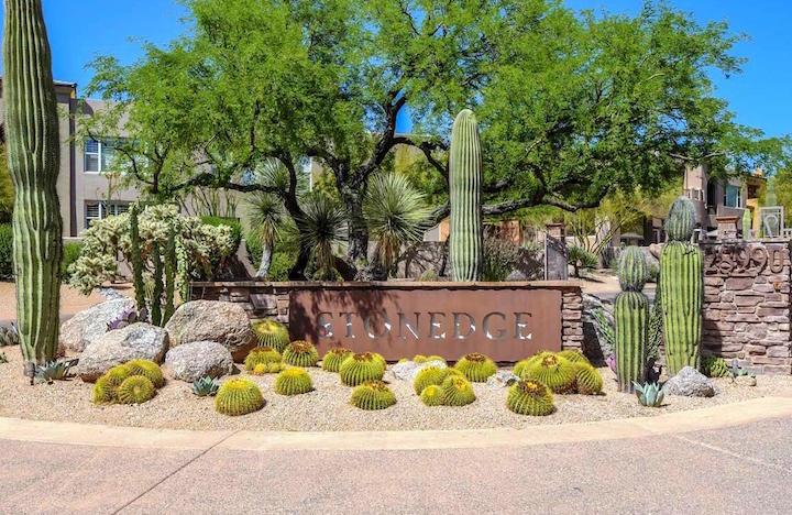 Stonedge Condominiums For Sale At Troon North In Scottsdale, Arizona