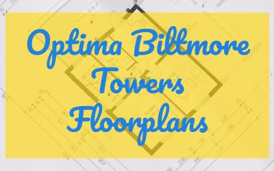 Condos in for Sale in Phoenix Optima Biltmore Towers Floor Plans