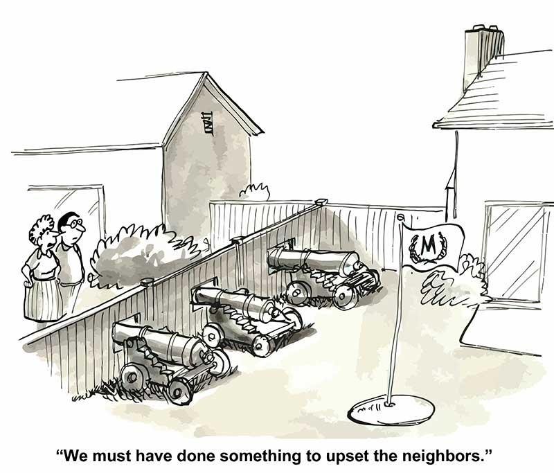 disclose noisy neighbors