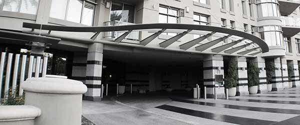 Esplanade Place Lobby Entrance