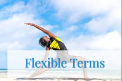 flexible terms