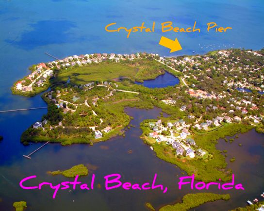 Crystal Beach Florida Charming Seaside Living Reminiscent Of Yesteryear
