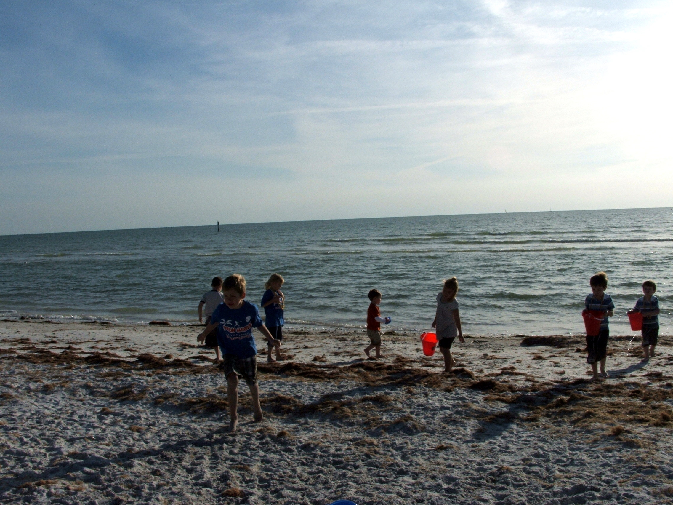 Honeymoon Island stopover for the 6th annual Dunedin Triathalon … yet another reason Dunedin home owners to rejoice