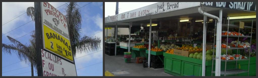 Ozona Florida Steves Produce
