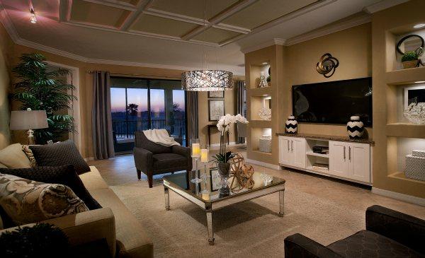 Emerson Square Oleander Living Room
