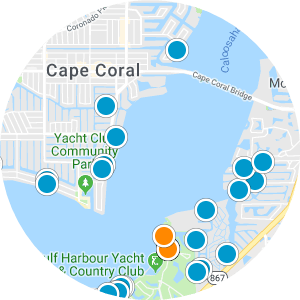 Cape Coral Real Estate Map Search