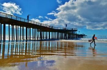 Pismo Beach CA - Pismo Pier
