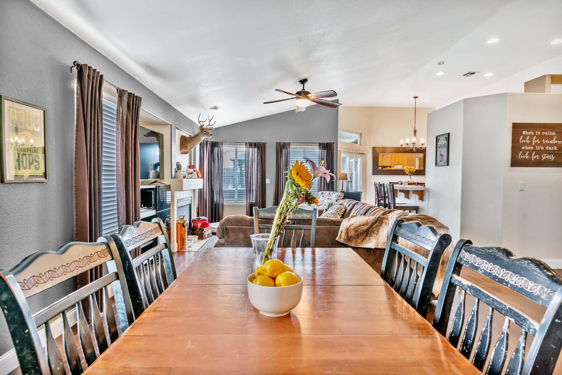 157 Clydesdale Way, Roseville, Ca | Dining Area | Roseville Real Estate Agent