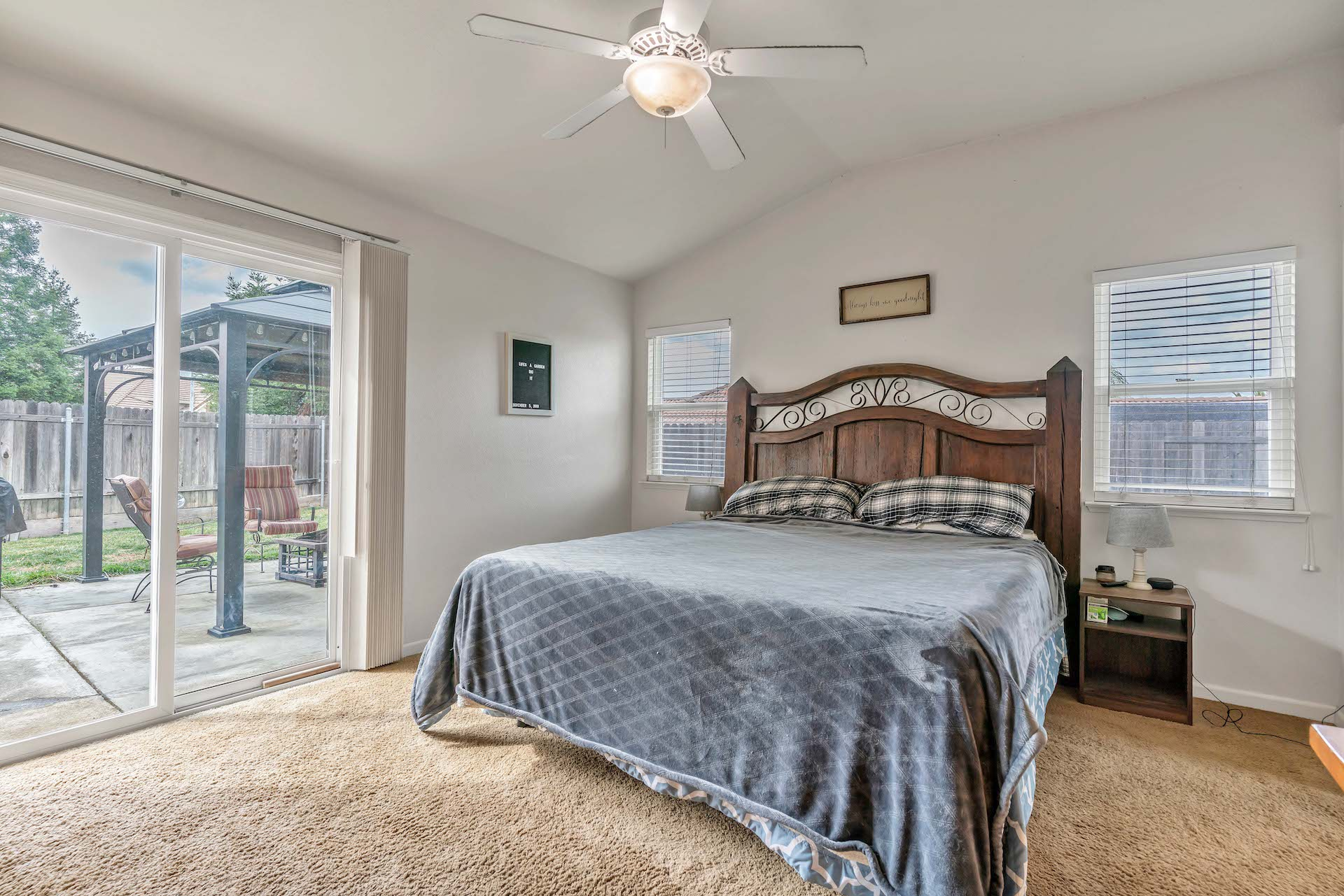 157 Clydesdale Way, Roseville, Ca | Master Bedroom | Roseville Real Estate Agent