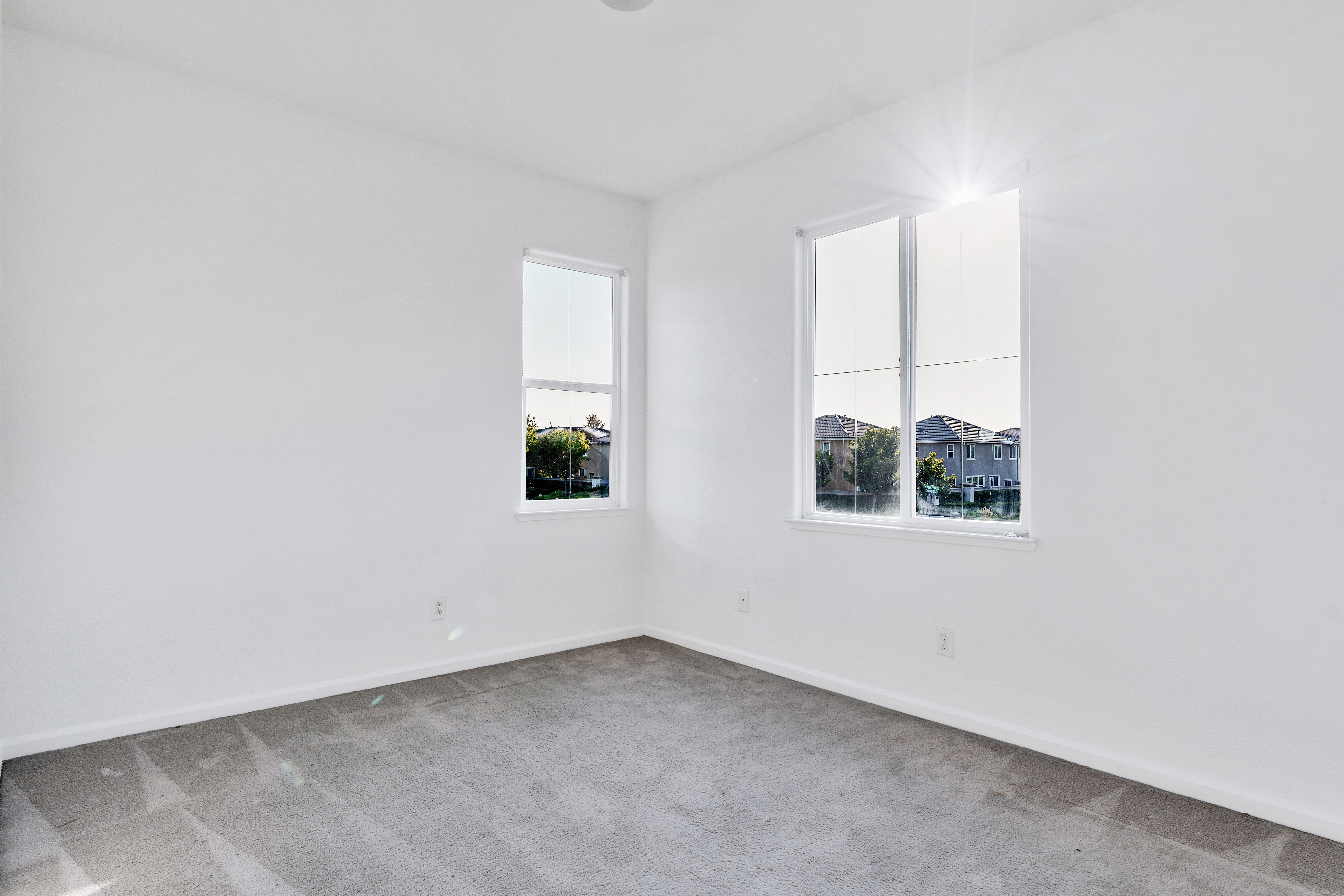 Second Bedroom of 17 Narwal Pl, Sacramento, Ca