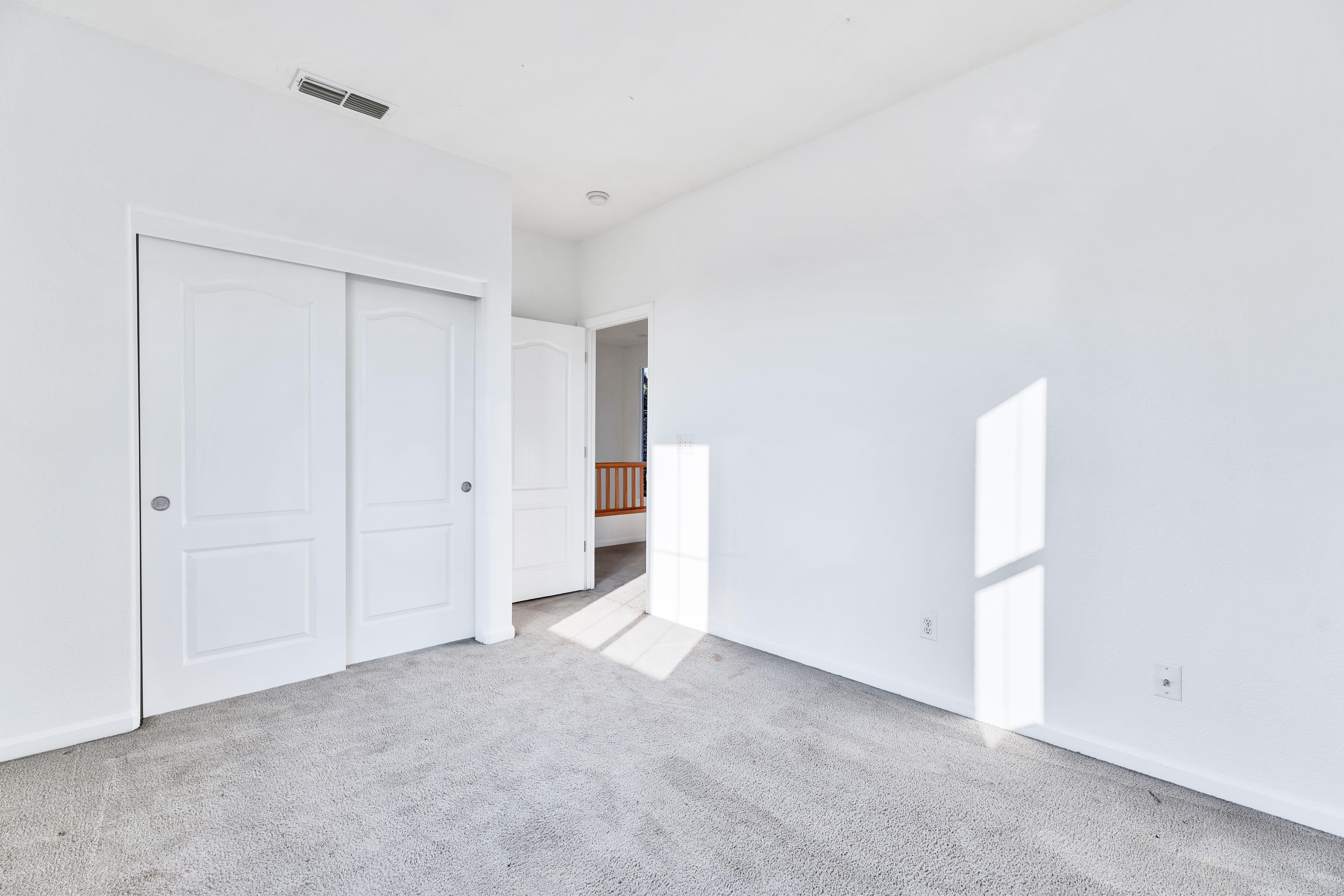 Second Bedroom of 17 Narwal Pl, Sacramento, Ca 95835