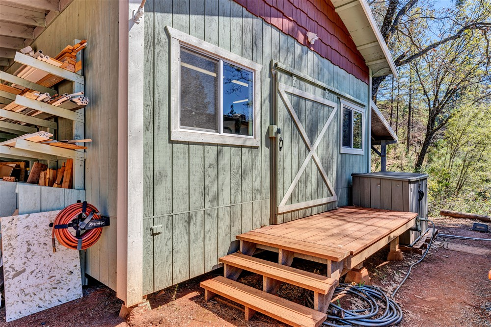 21770 Old Miners Rd, Foresthill, Ca | Workshop | Foresthill Real Estate Agent