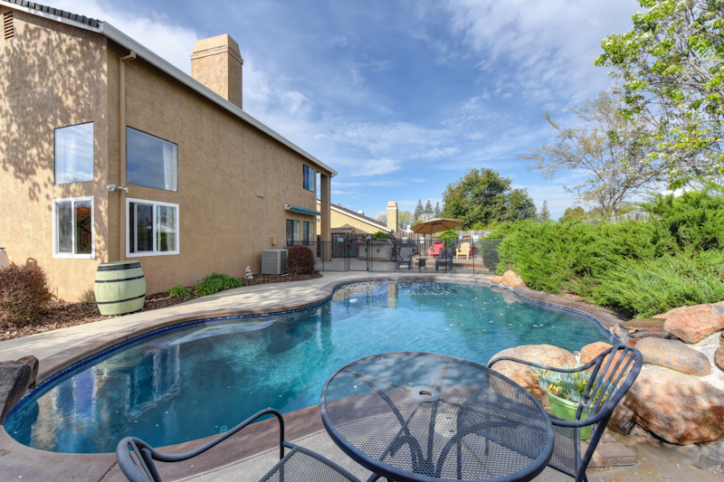 Antelope California pool home for sale | Realtor in Antelope