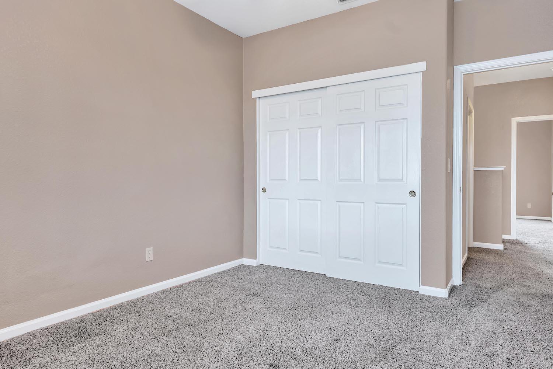 Upstairs bedroom of home at 5903 Lindsay Ct, Rocklin, Ca.
