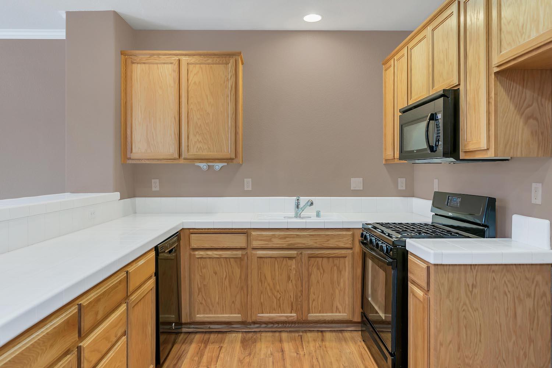 Kitchen of home at 5903 Lindsay Ct, Rocklin, Ca.