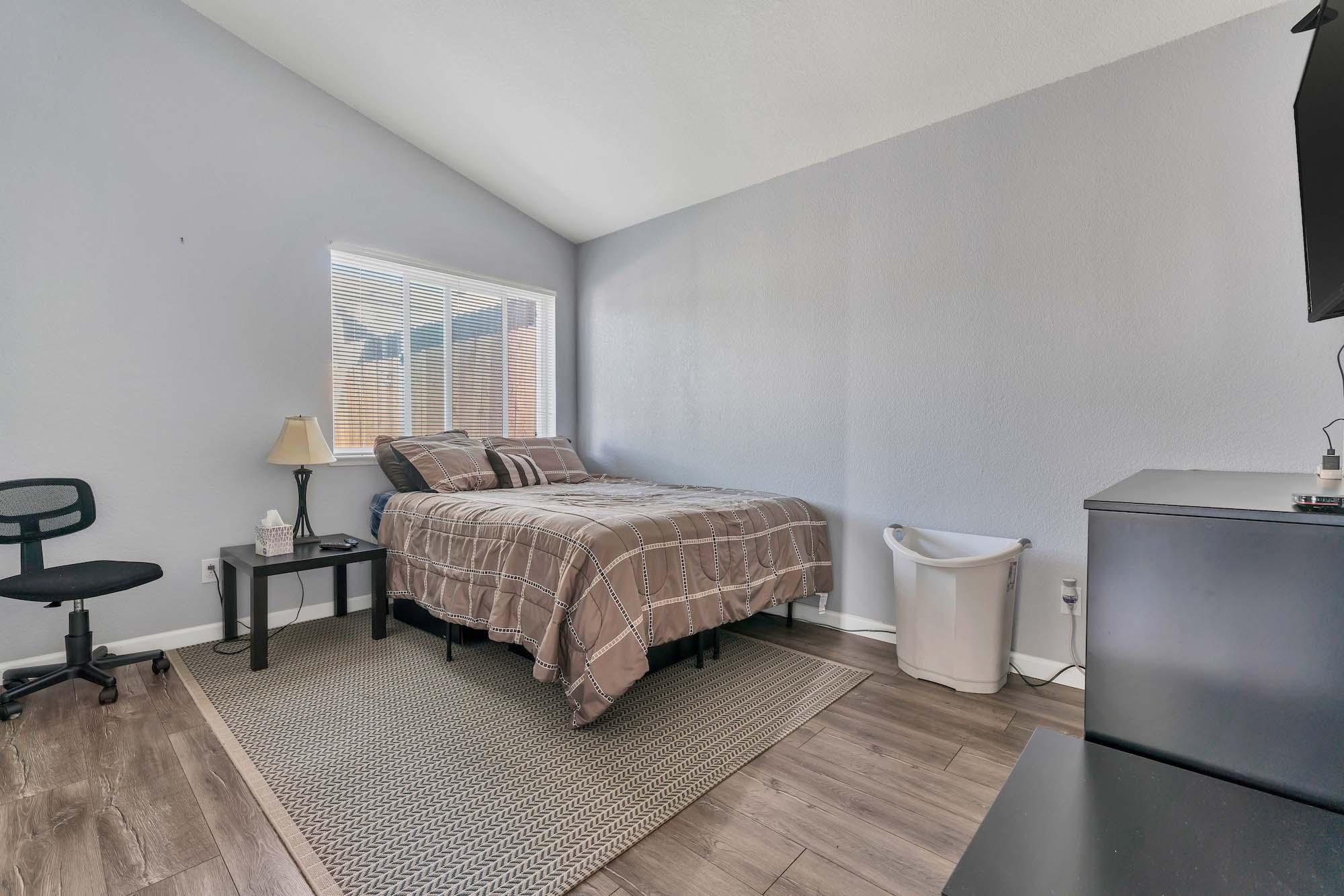 Second bedroom of home 7121 Heather Tree Dr, Sacramento Ca