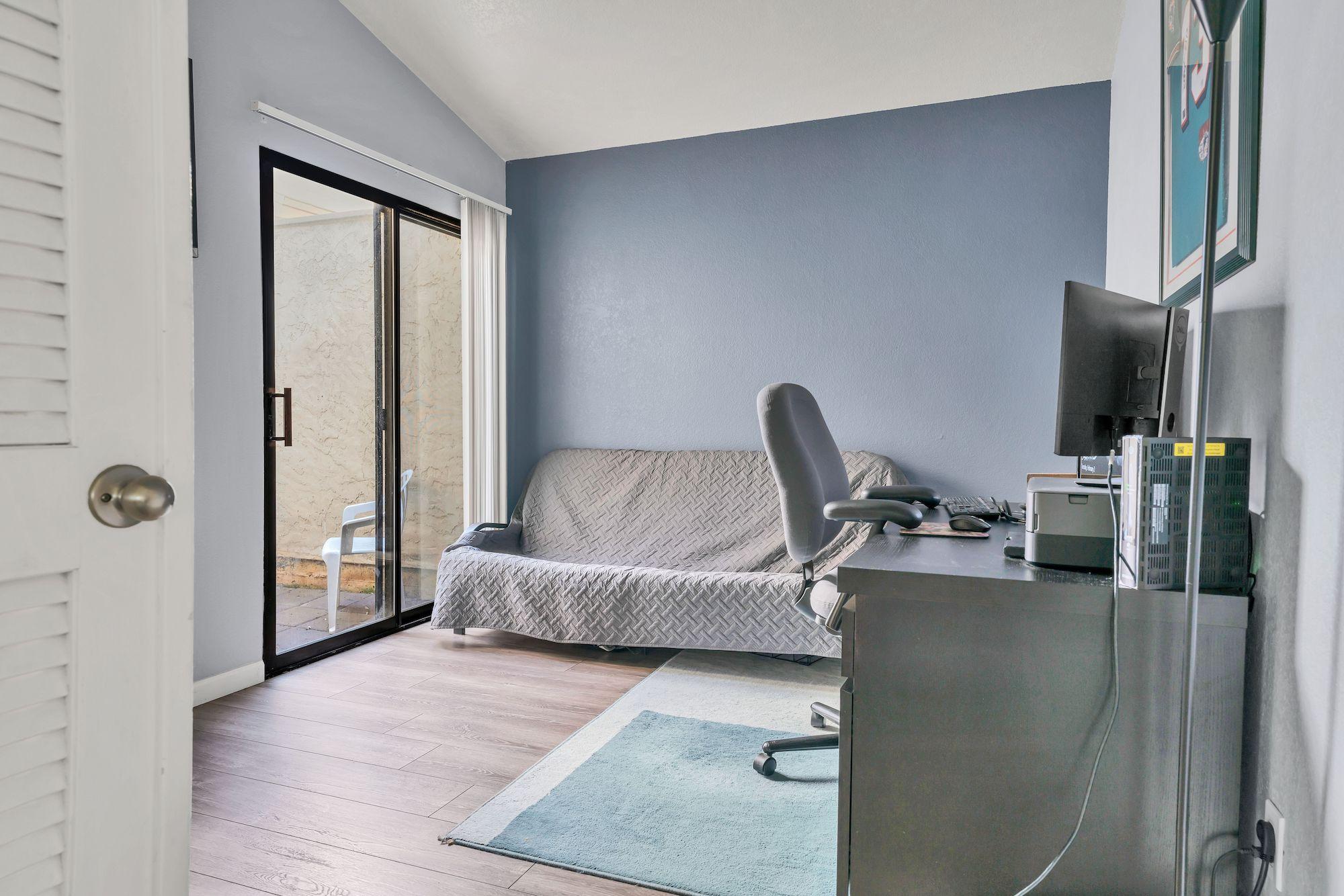 Third bedroom of home 7121 Heather Tree Dr, Sacramento Ca