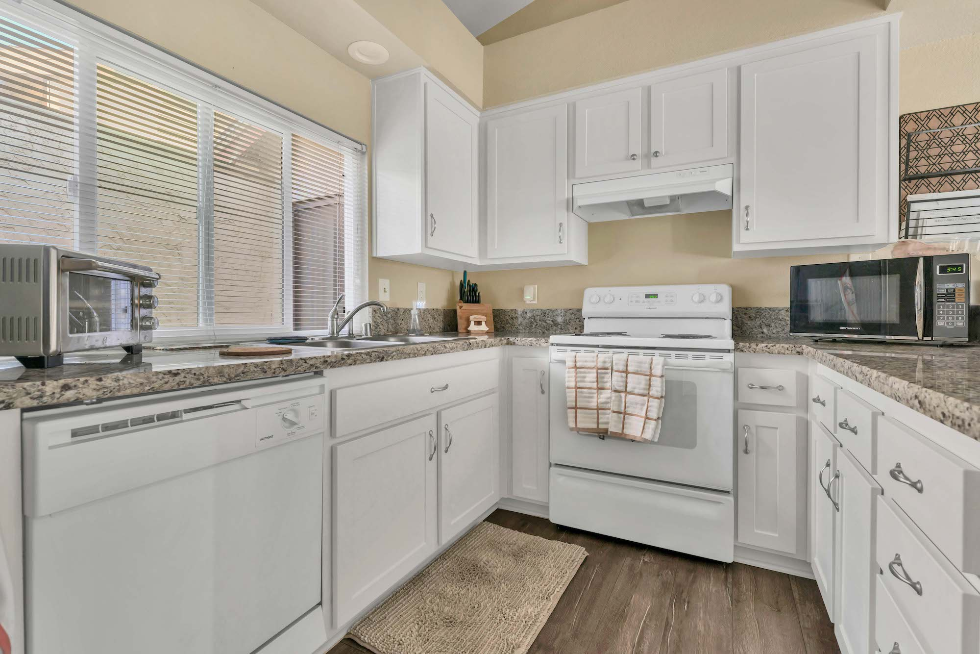 Kitchen of home at 7121 Heather Tree Dr, Sacramento Ca
