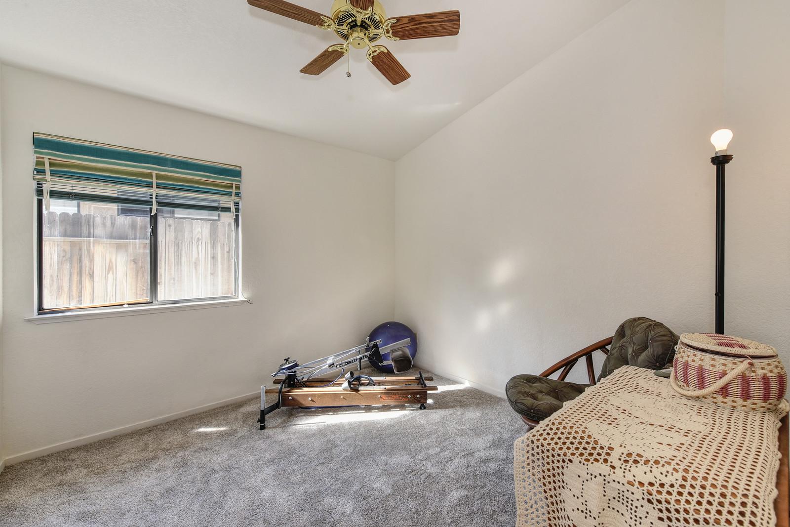 Second bedroom 9158 Old Creek Dr | Elk Grove California home for sale