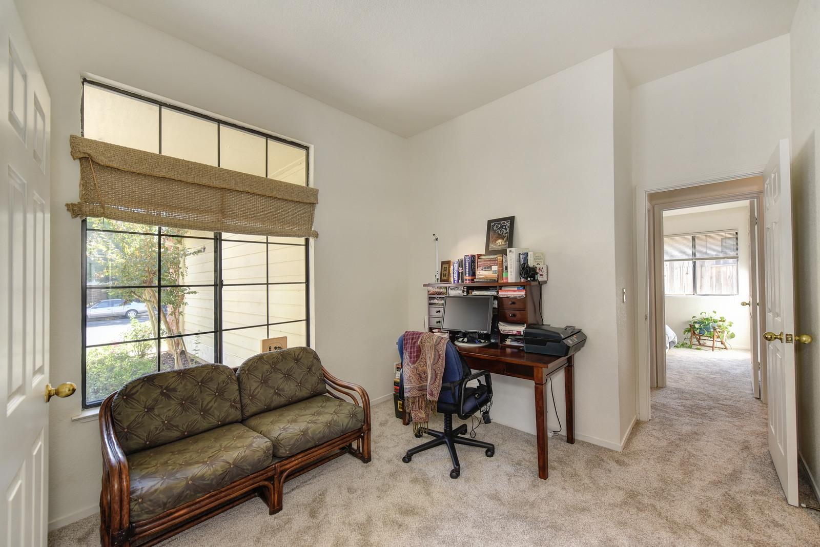 Fourth bedroom 9158 Old Creek Dr | Elk Grove California real estate agent Jesse Coffey
