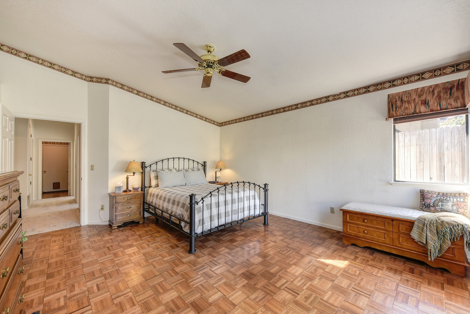 Elk Grove California home sold with multiple offers | 9158 Old Creek Rd master bedroom | Real Estate Agent in Elk Grove California