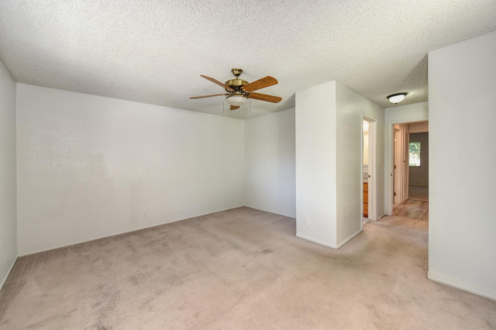 Master bedroom 5342 Nyoda Way Carmichael California | Realtor in Carmichael California