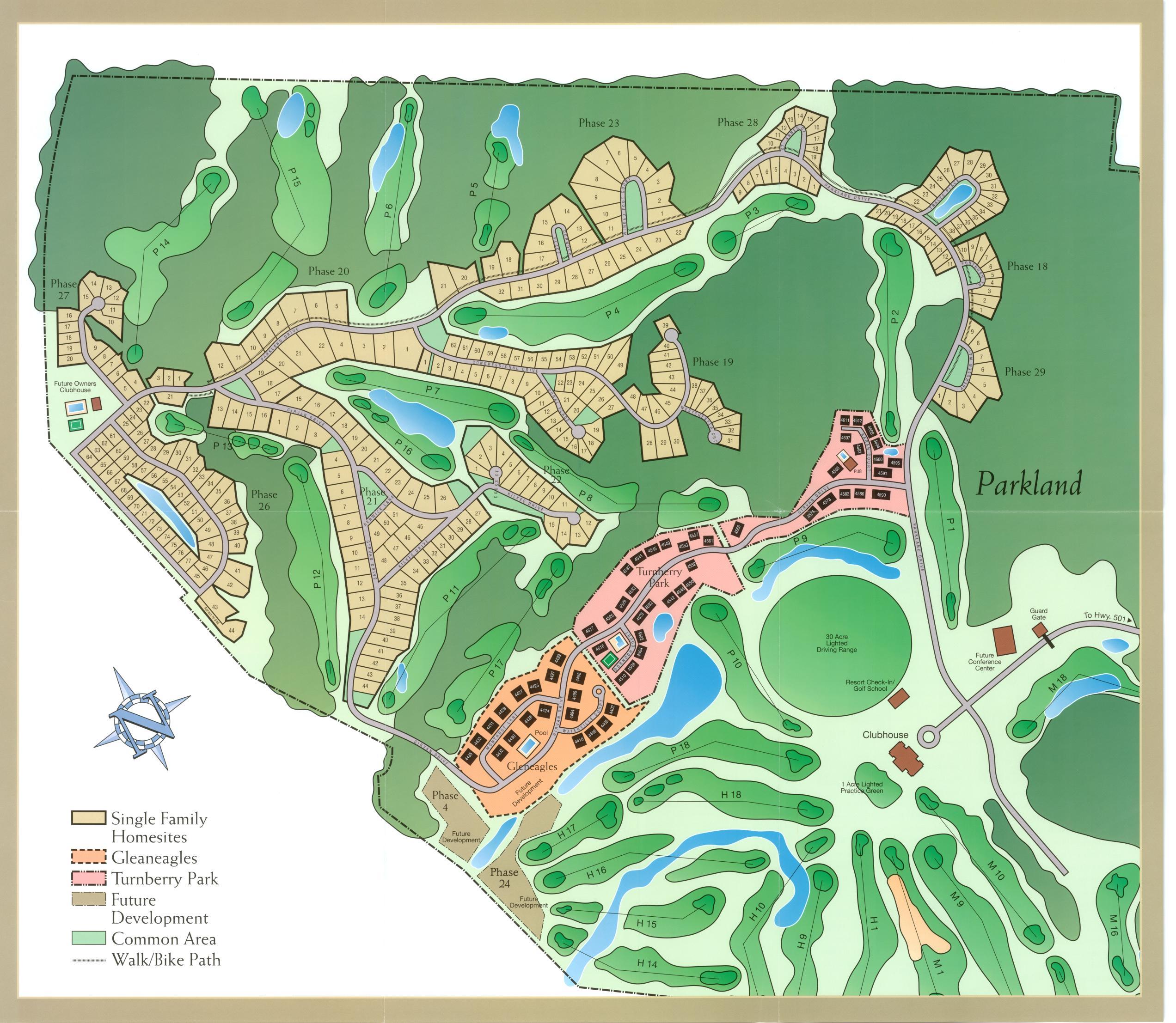 Wild Dunes Resort Map. Image Provided By Wild Dunes Resort With Wild ...