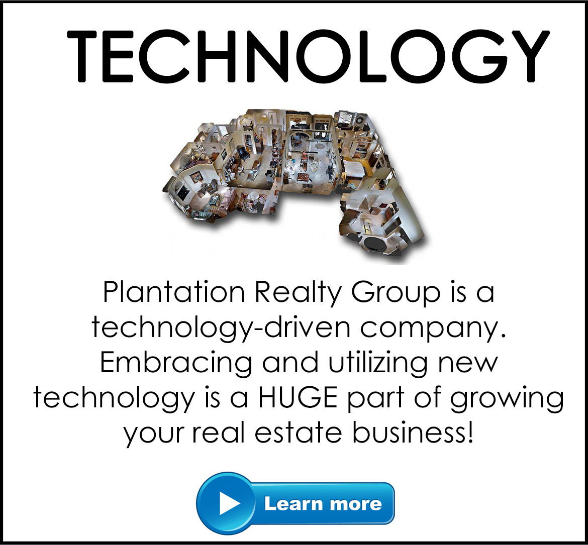 Join Plantation Realty Group Technology