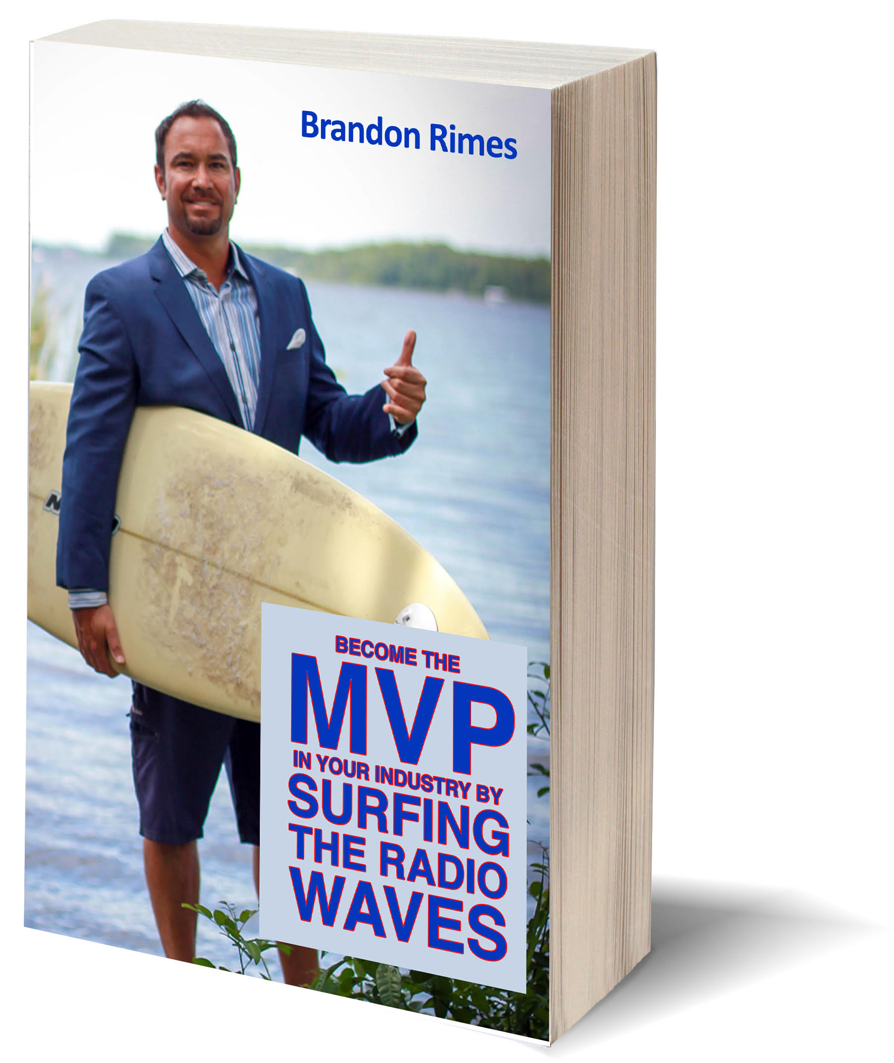 Brandon Rimes is the author of 2 books and a top listing agent in Tampa Bay