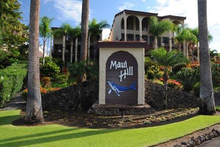 Maui Hill Condos