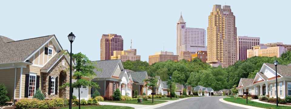 Raleigh neighborhoods and homes for sale