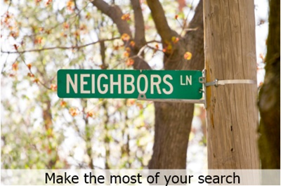 Popular Raleigh Neighborhoods Search Tips