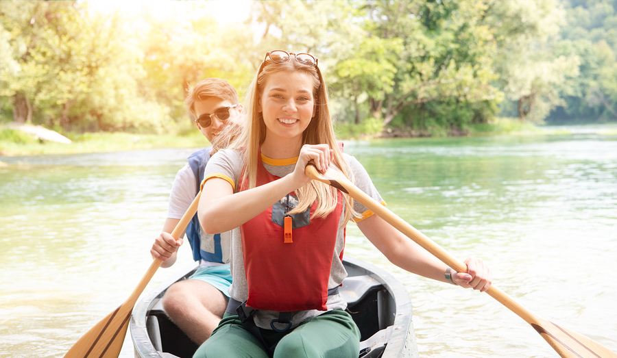 A Howell home offers river recreation.