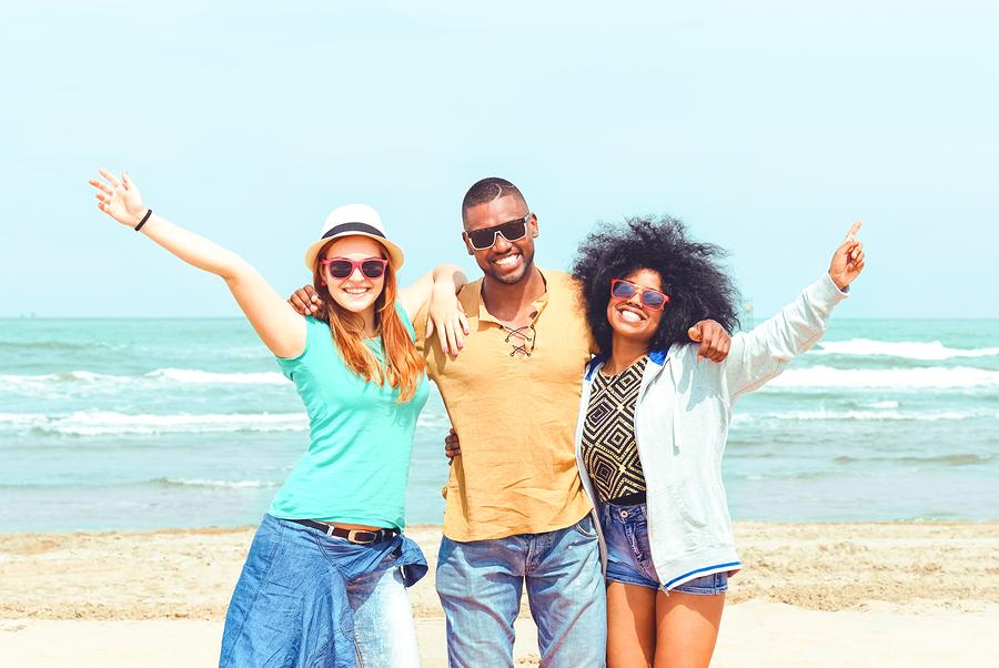 Choose Manasquan homes for beach living.