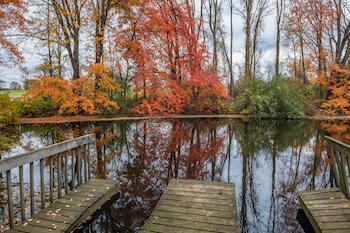Explore the outdoors near Marlboro Township Real Estate