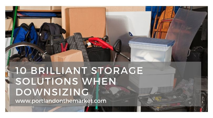 10 Brilliant Storage Solutions When Downsizing